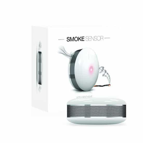 Z-Wave Fibaro Smoke Sensor