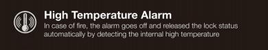 Yale - High Temperature Alarm