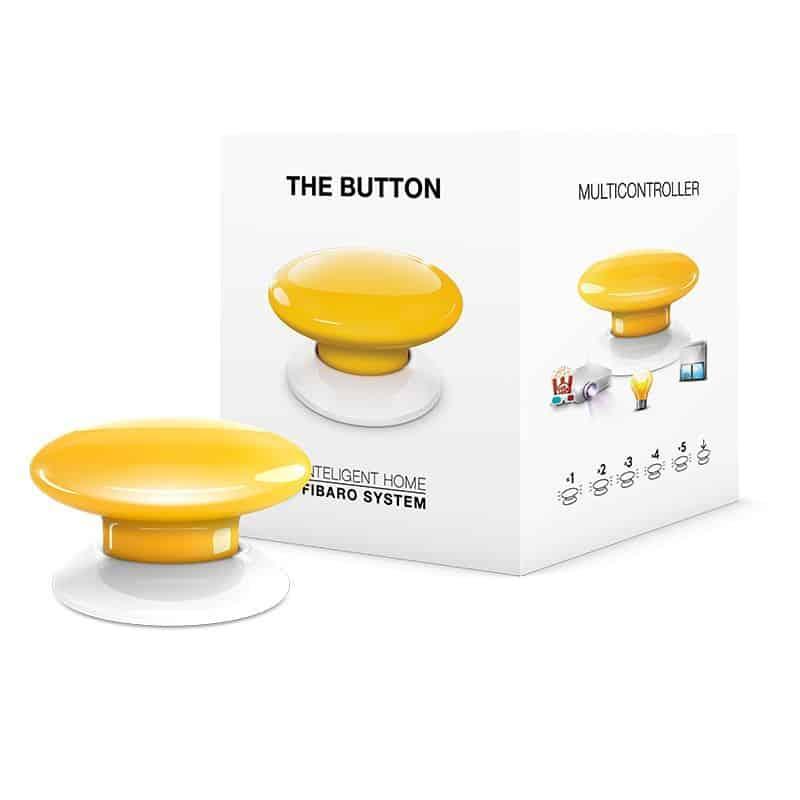 Z-Wave Fibaro Button