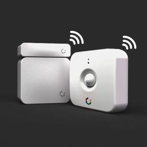 Cubical Motion Sensor