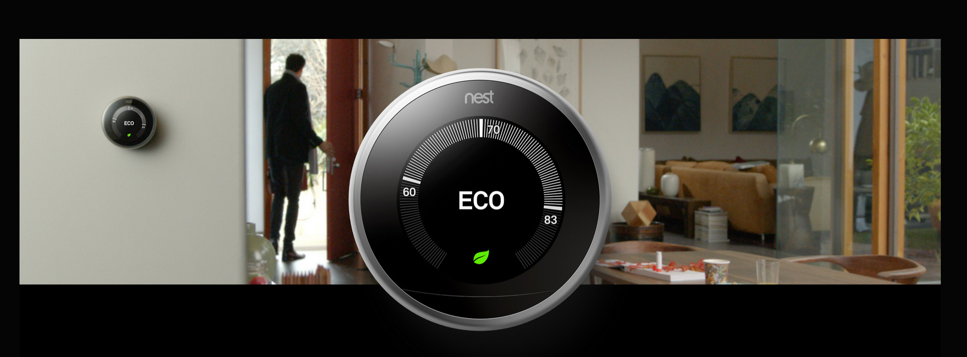 Nest Thermostat - Easy to use