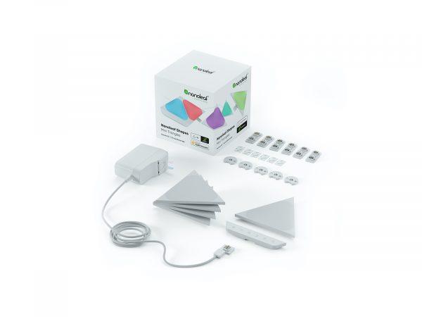 Nanoleaf Mini Triangle - Box contains