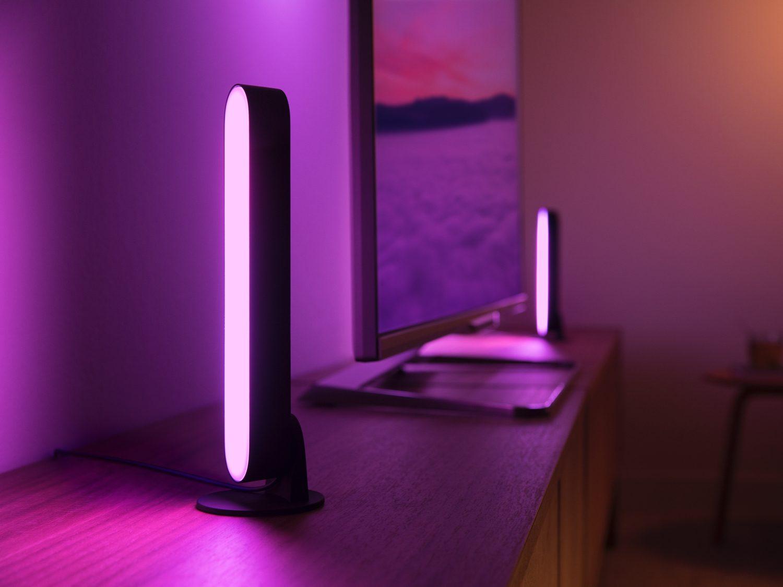 Philips HUE Light Bar - Versatile and Compact
