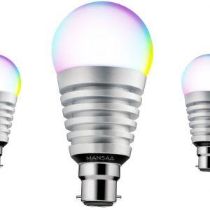 Mansaa S Series Smart LED Bulb