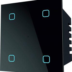 SmartLife Four Modular Wi-Fi Switch - Product