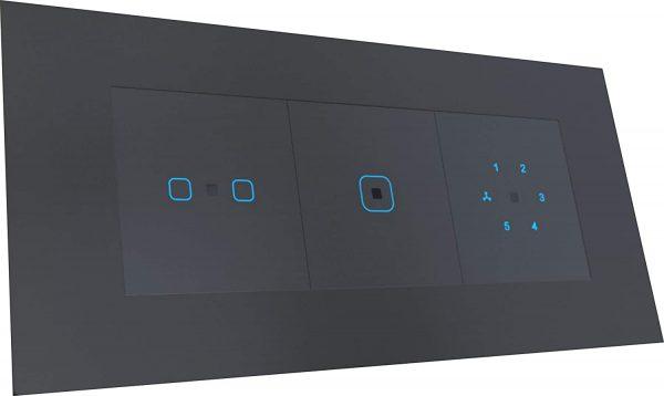 SmartLife Modular One Touch Switch - Elegant Design